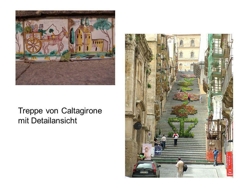 Treppe von Caltagirone