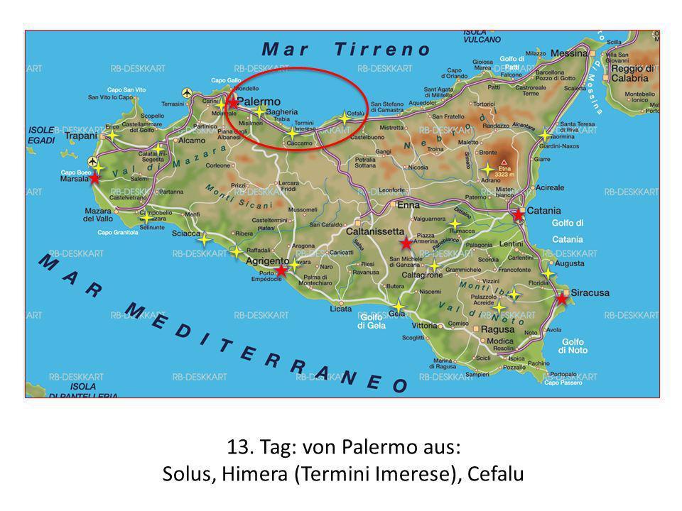 Solus, Himera (Termini Imerese), Cefalu
