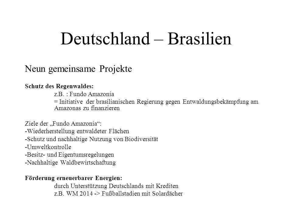 Deutschland – Brasilien