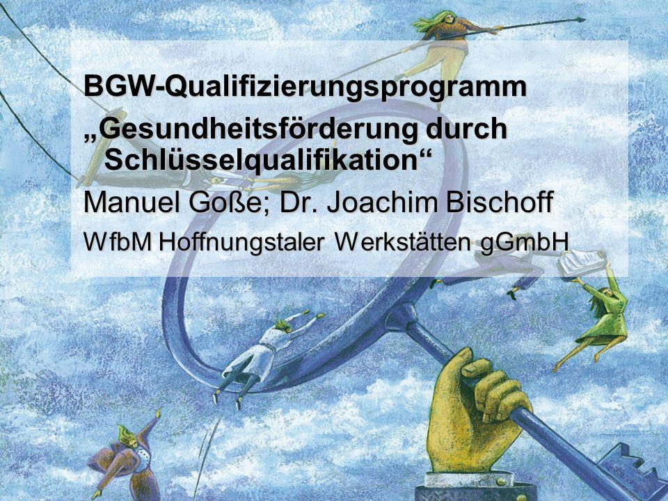 BGW-Qualifizierungsprogramm