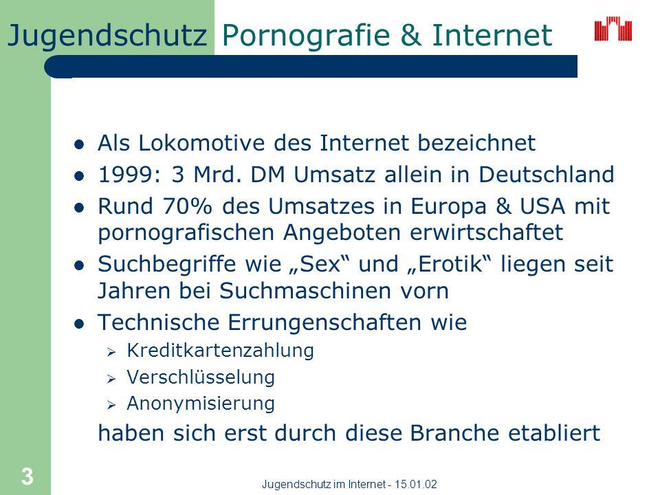 Pornografie & Internet