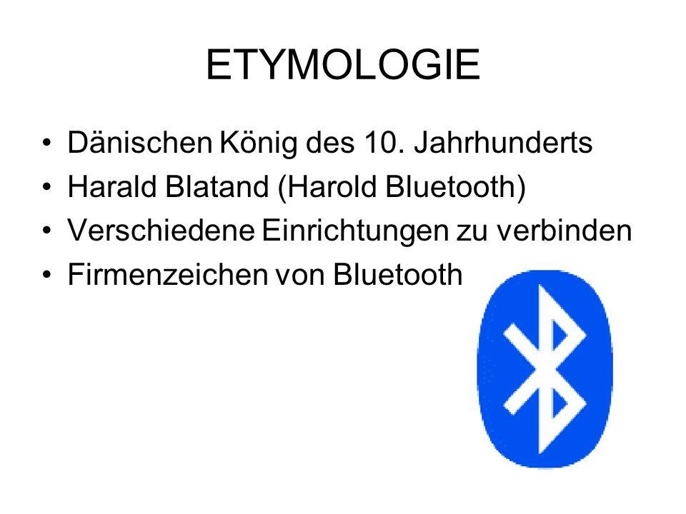 ETYMOLOGIE Dänischen König des 10. Jahrhunderts