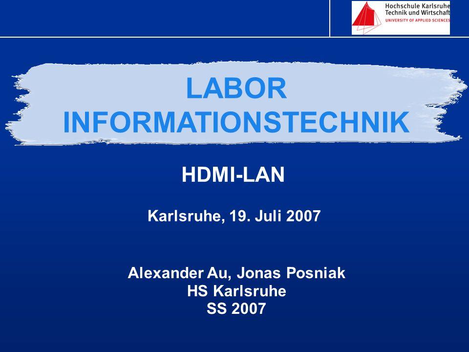 Alexander Au, Jonas Posniak