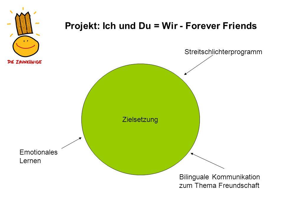 Projekt: Ich und Du = Wir - Forever Friends