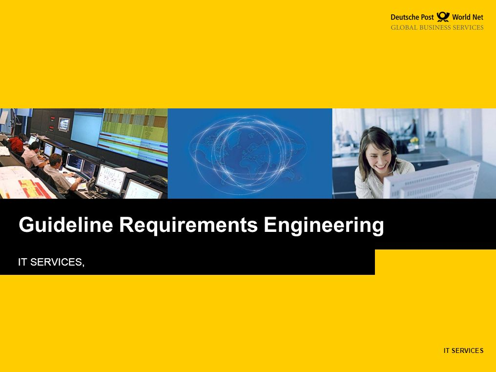Guideline Requirements Engineering