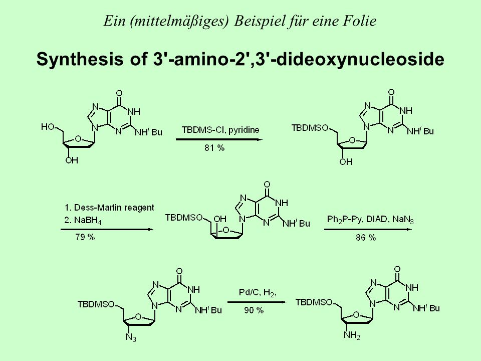 Synthesis of 3 -amino-2 ,3 -dideoxynucleoside
