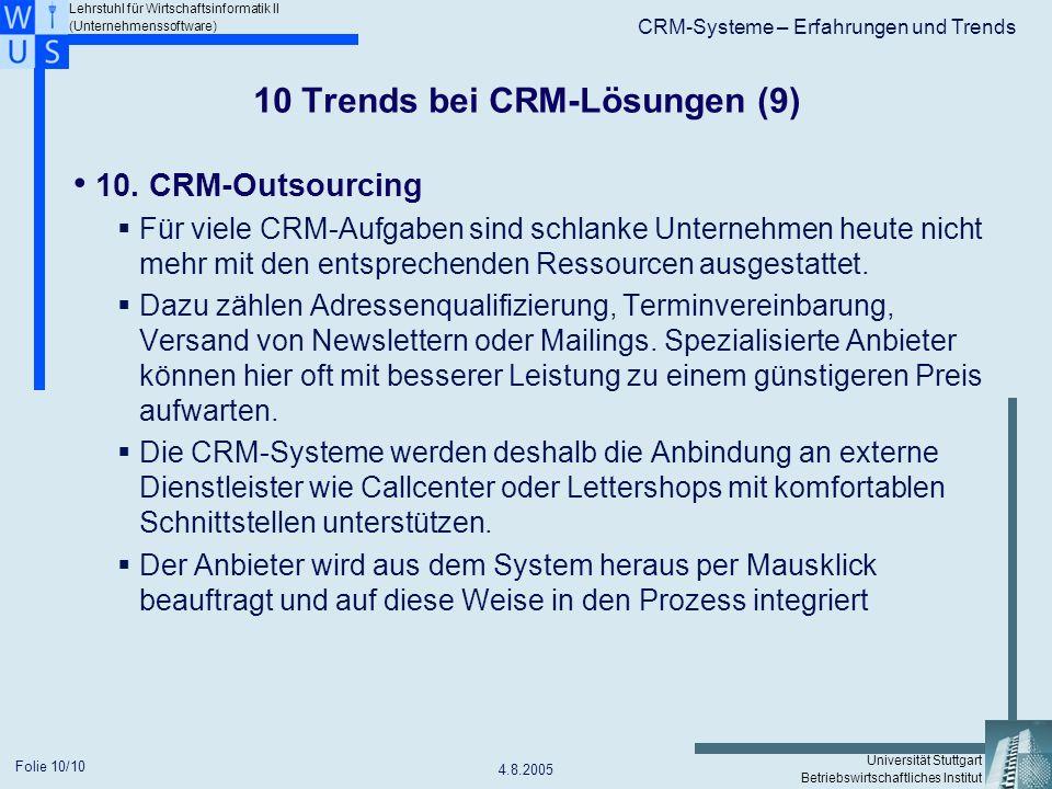 10 Trends bei CRM-Lösungen (9)