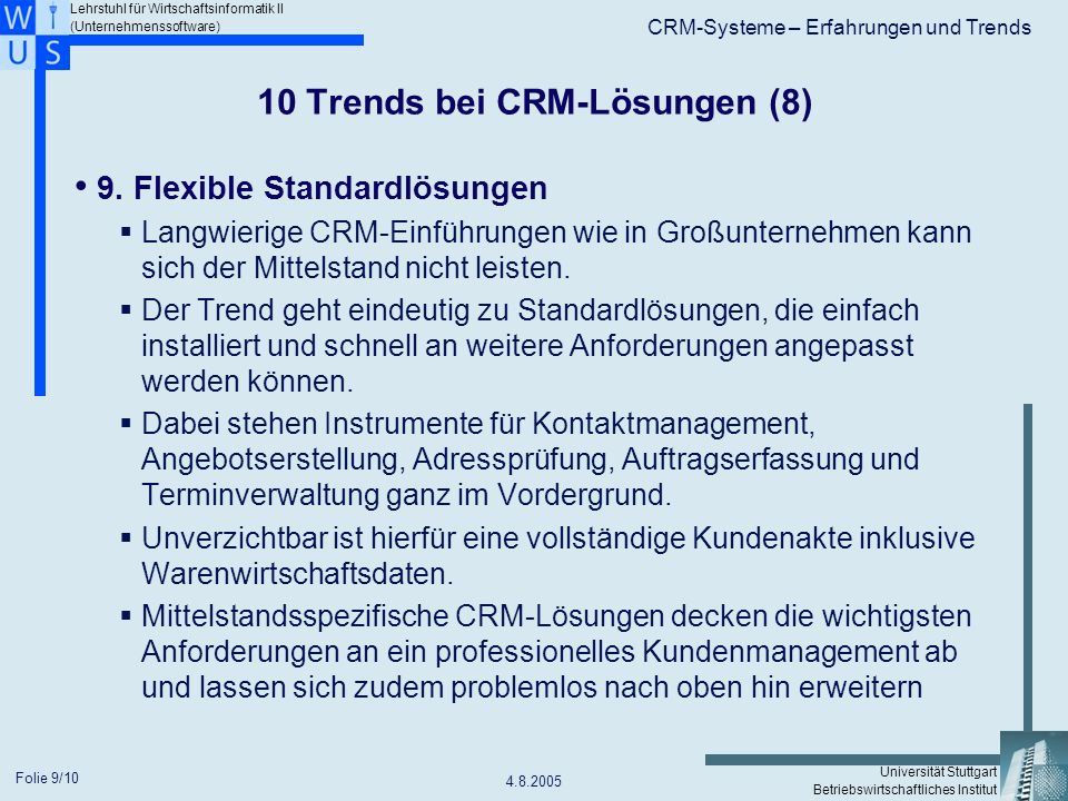 10 Trends bei CRM-Lösungen (8)