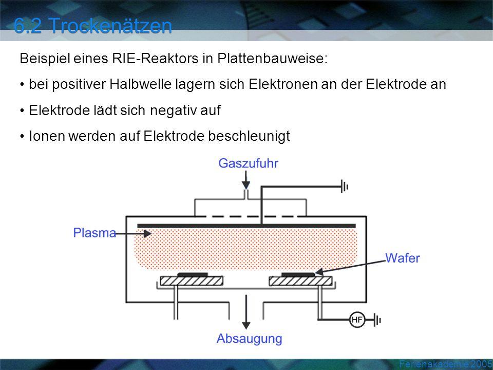 Beispiel eines RIE-Reaktors in Plattenbauweise: