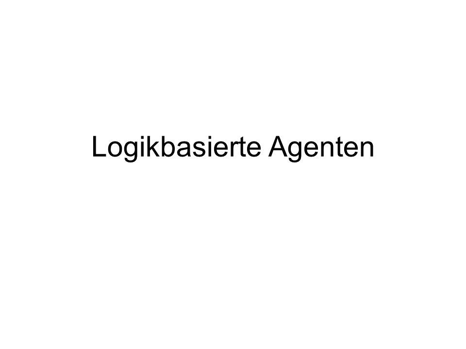 Logikbasierte Agenten