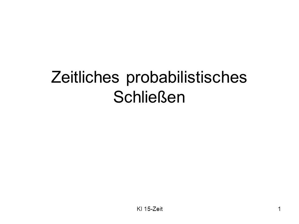 Zeitliches probabilistisches Schließen