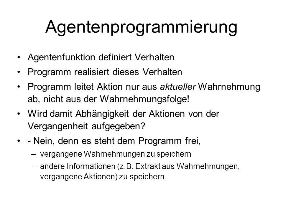 Agentenprogrammierung
