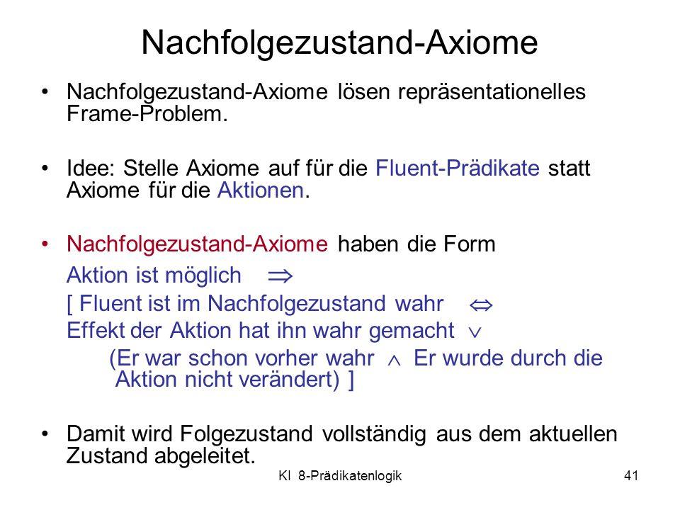 Nachfolgezustand-Axiome
