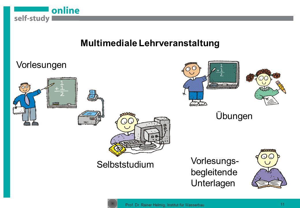 Multimediale Lehrveranstaltung