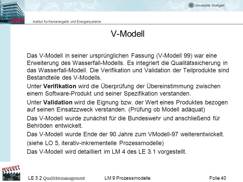 V-Modell