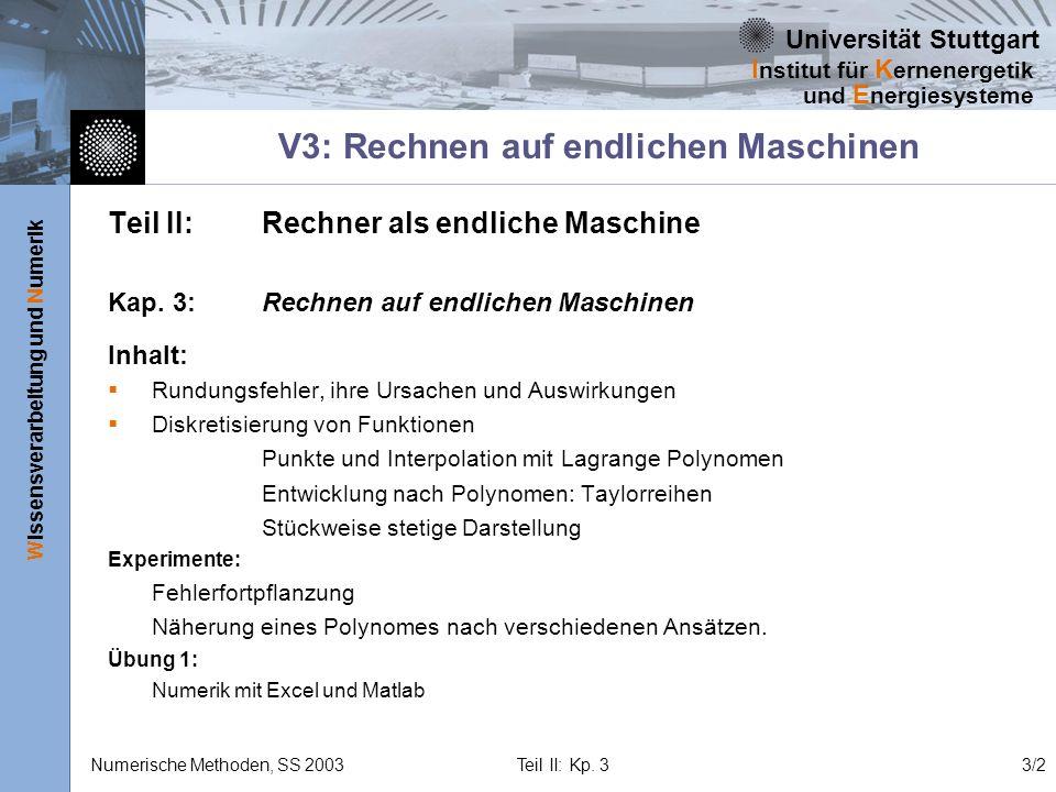 V3: Rechnen auf endlichen Maschinen