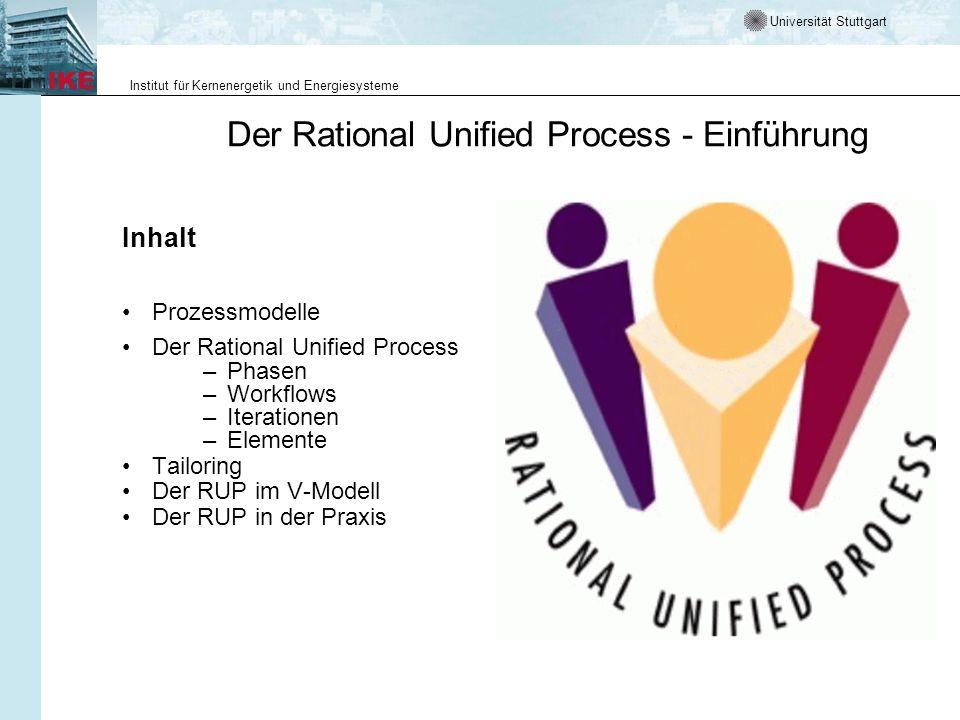 Der Rational Unified Process - Einführung