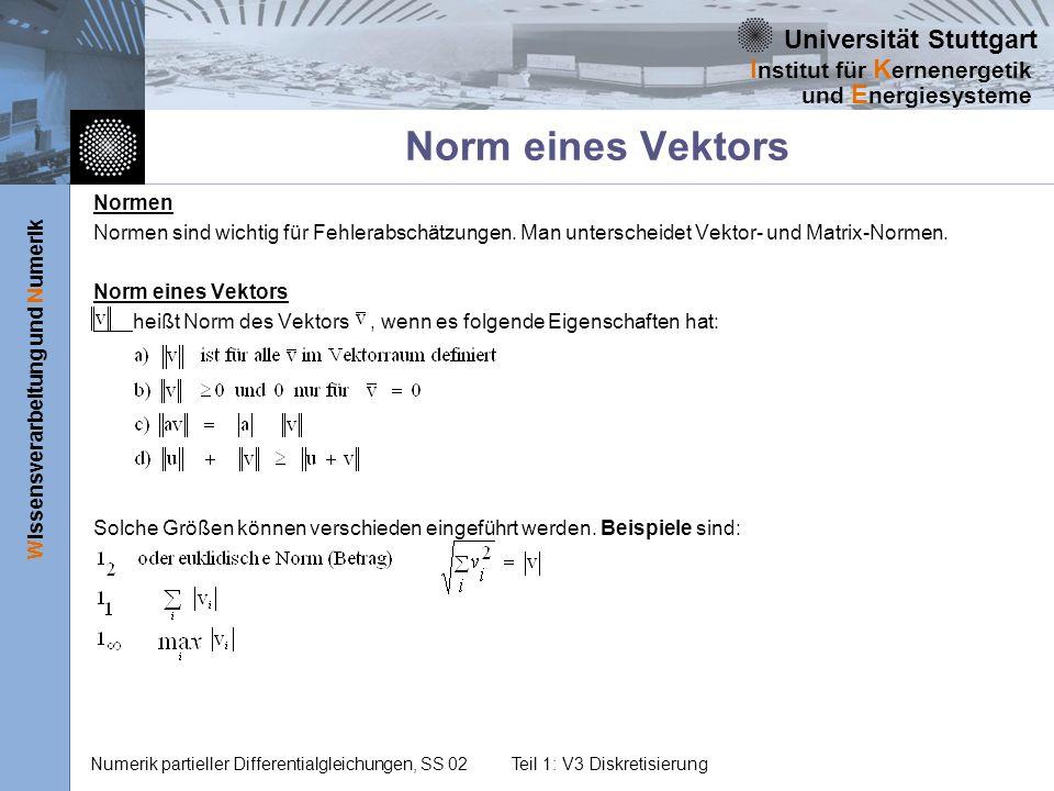 Norm Eines Vektors Berechnen : l sung von linearen gleichungssystemen grundlagen ppt herunterladen ~ Themetempest.com Abrechnung