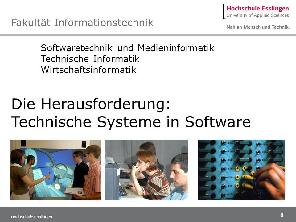 Technische Systeme in Software