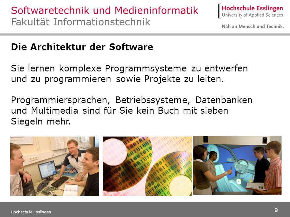 Softwaretechnik und Medieninformatik Fakultät Informationstechnik