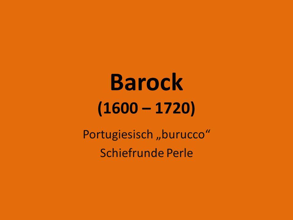 """Portugiesisch """"burucco Schiefrunde Perle"""