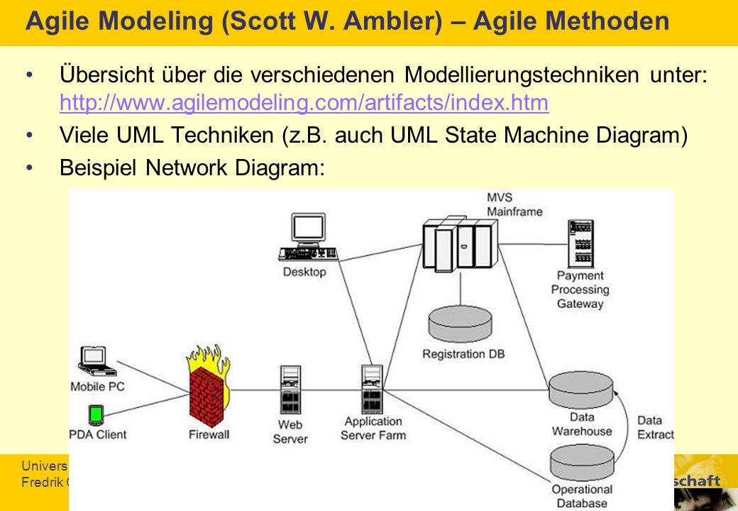 Agile Modeling (Scott W. Ambler) – Agile Methoden