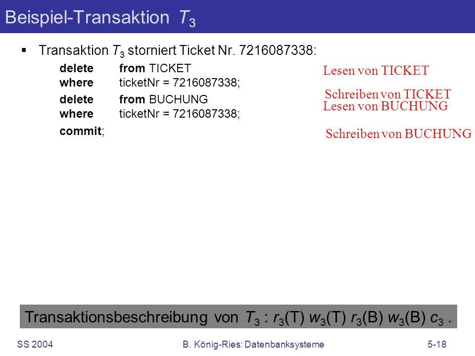 Beispiel-Transaktion T3