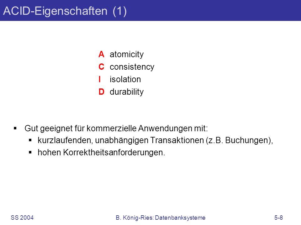 ACID-Eigenschaften (1)