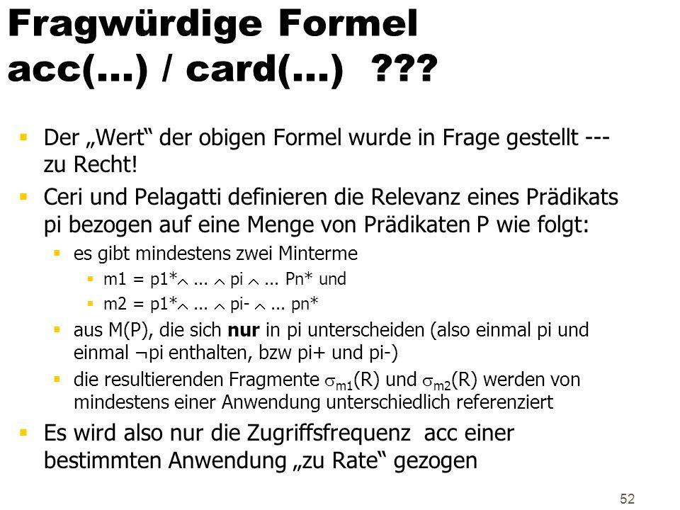 Fragwürdige Formel acc(...) / card(...)