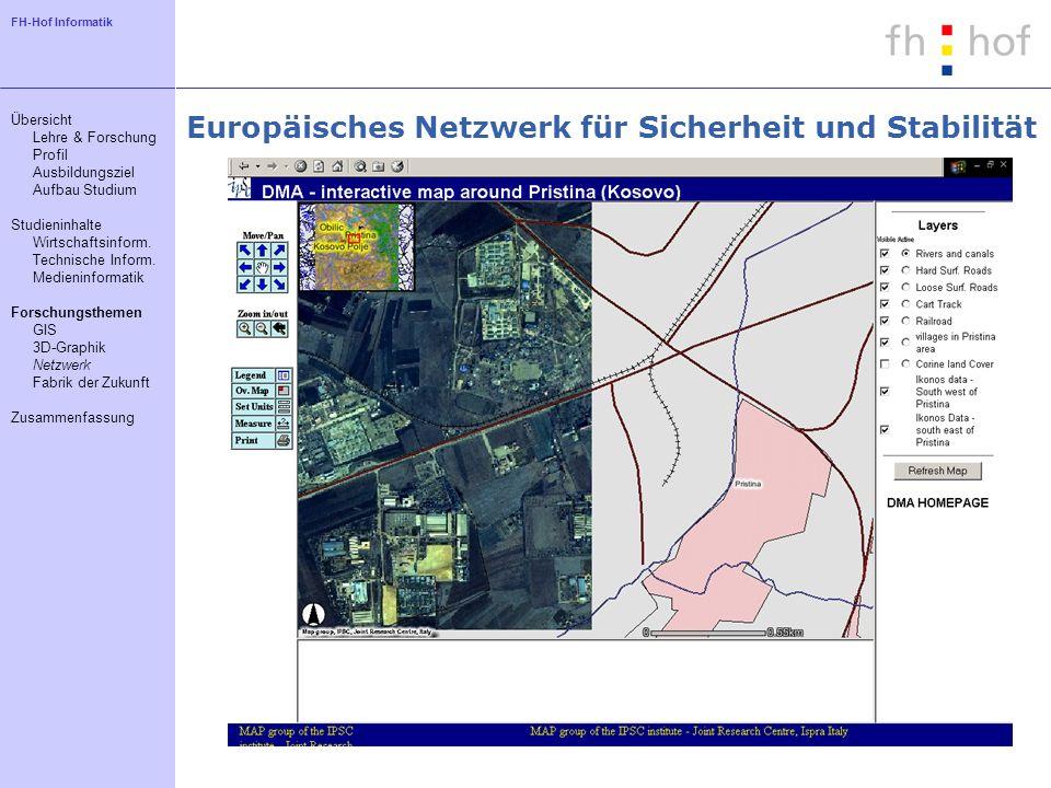 Europäisches Netzwerk für Sicherheit und Stabilität