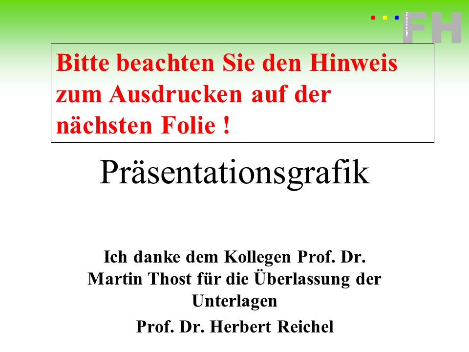 Prof. Dr. Herbert Reichel