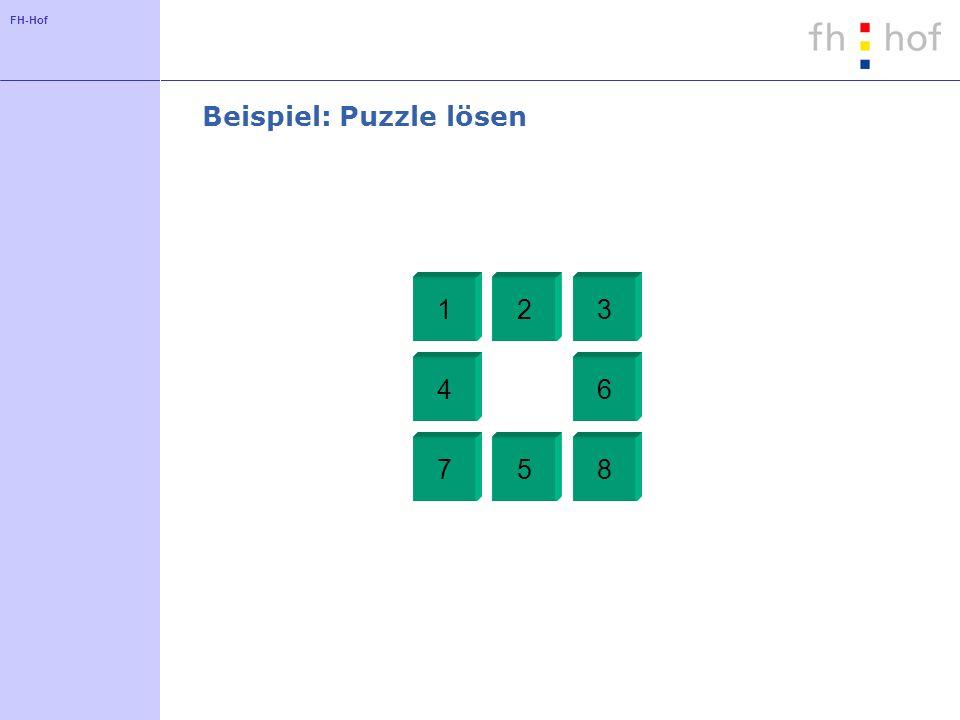Beispiel: Puzzle lösen