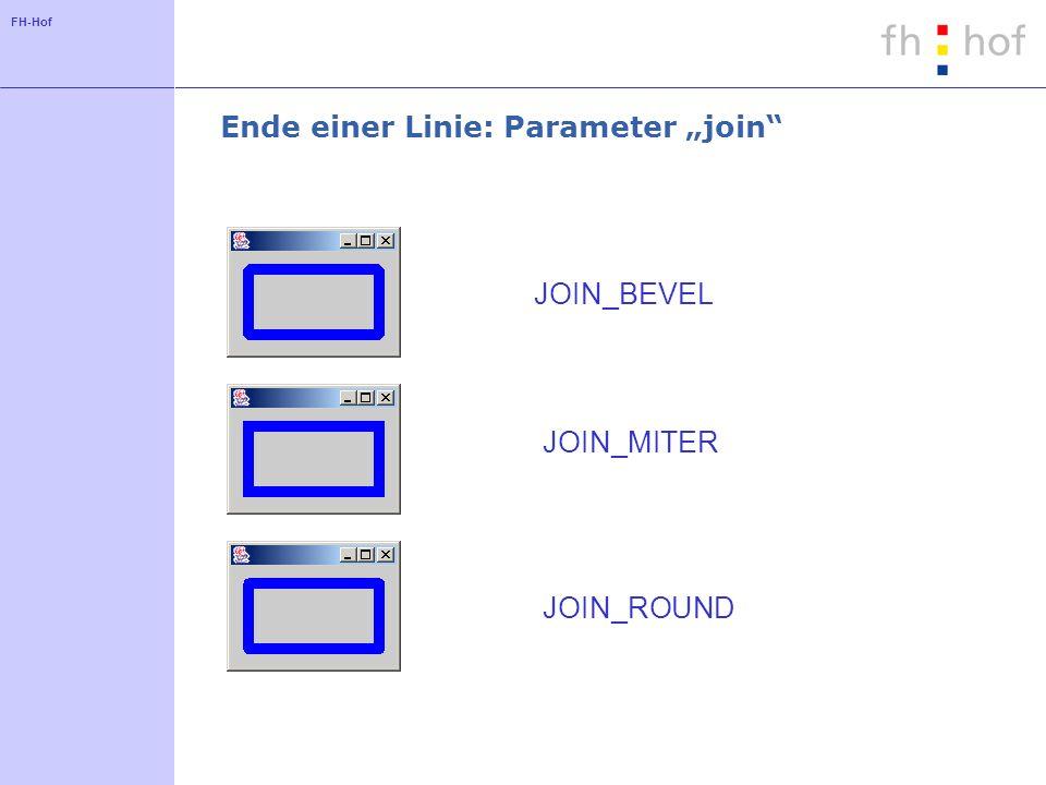 """Ende einer Linie: Parameter """"join"""