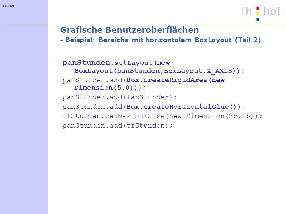 panStunden.setLayout(new BoxLayout(panStunden,BoxLayout.X_AXIS));