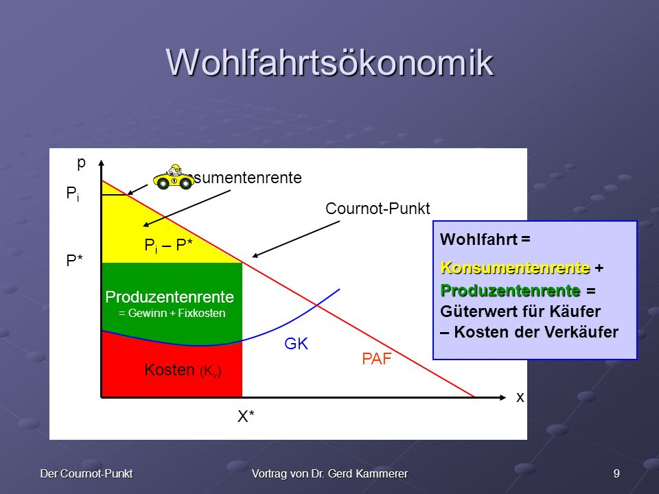 Vortrag von Dr. Gerd Kammerer