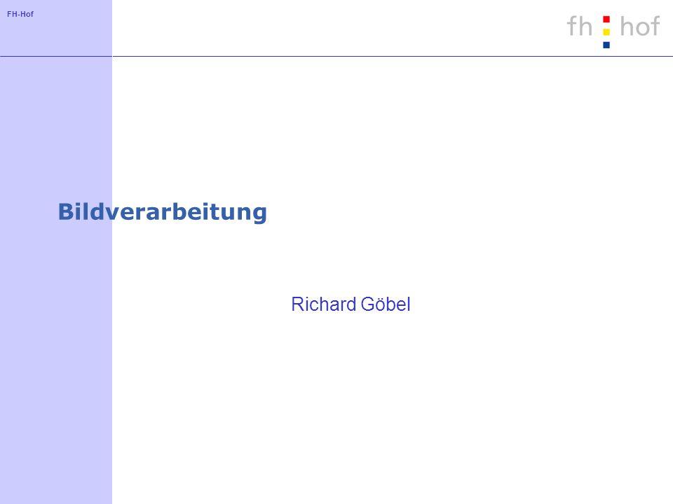 Bildverarbeitung Richard Göbel