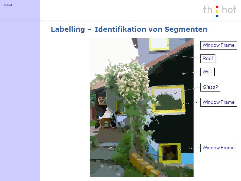 Labelling – Identifikation von Segmenten