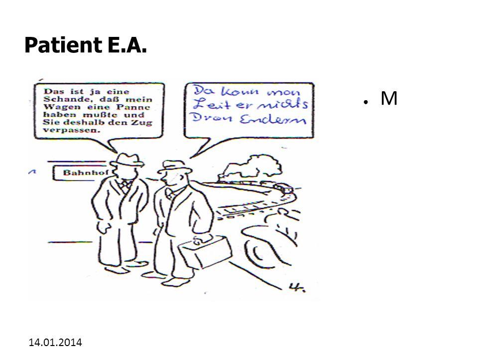 Patient E.A. M 27.03.2017
