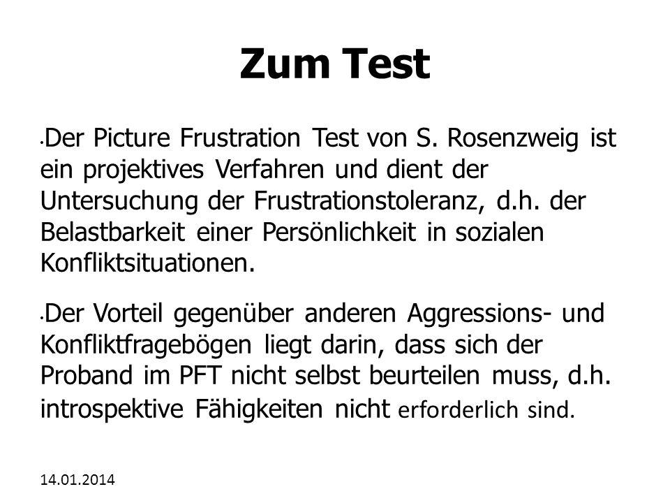 Zum Test