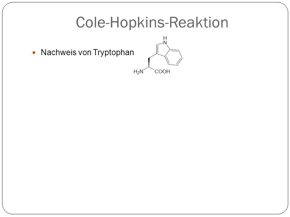 Cole-Hopkins-Reaktion