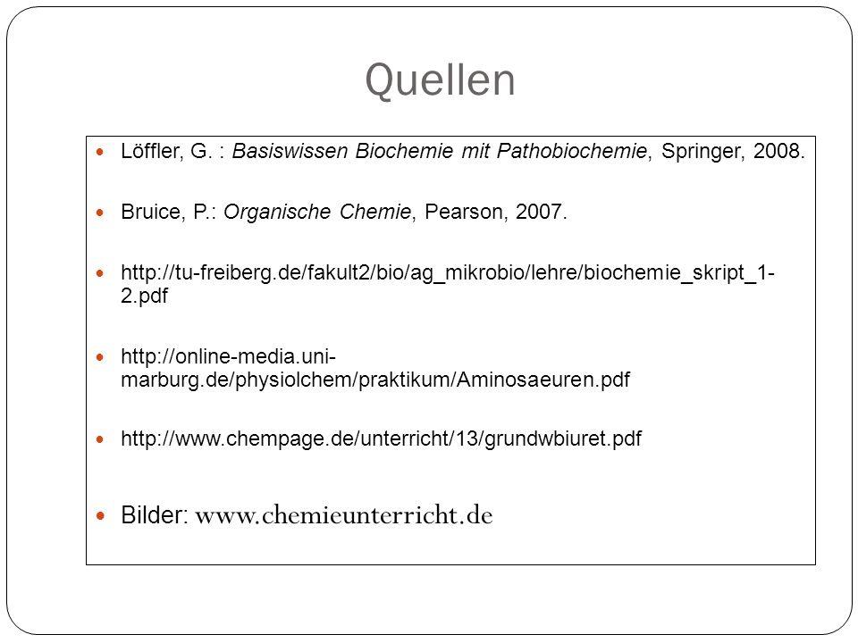 Quellen Bilder: www.chemieunterricht.de