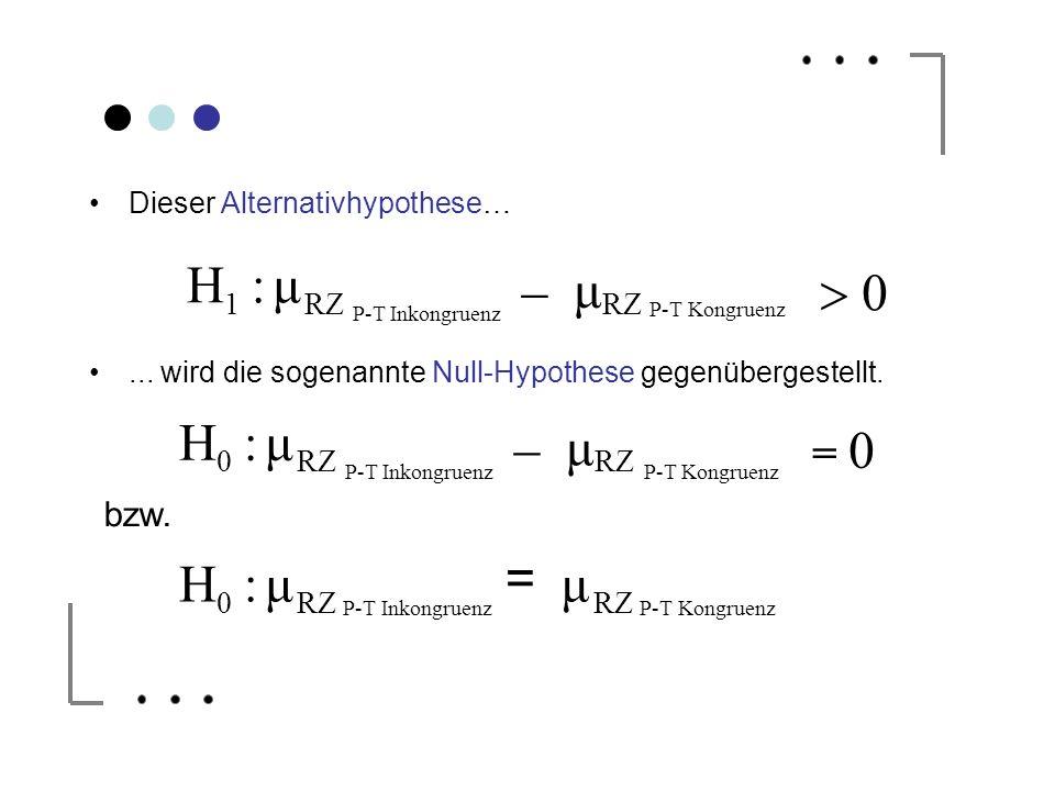 μ : H - > 0 μ : H - μ : H = = 0 bzw. RZ 1 RZ RZ