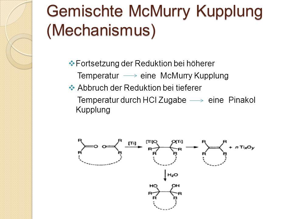 Gemischte McMurry Kupplung (Mechanismus)