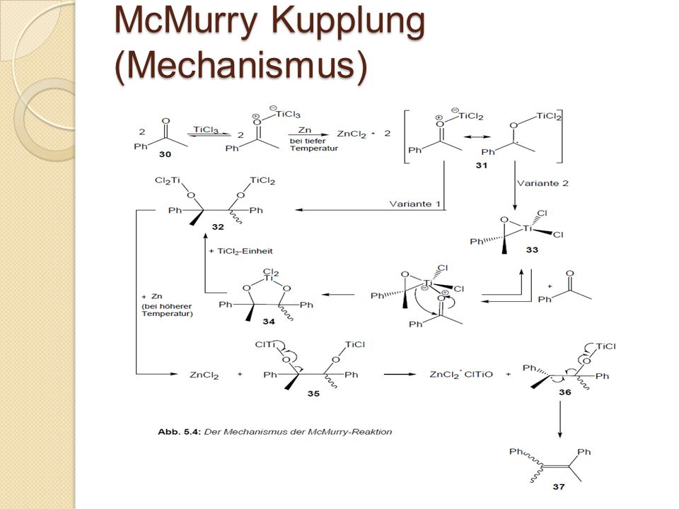 McMurry Kupplung (Mechanismus)