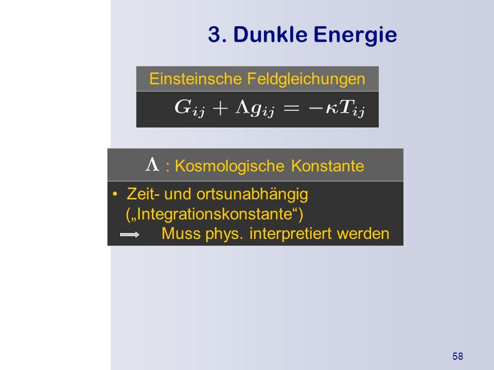 Einsteinsche Feldgleichungen