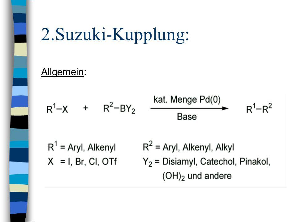 2.Suzuki-Kupplung: Allgemein: