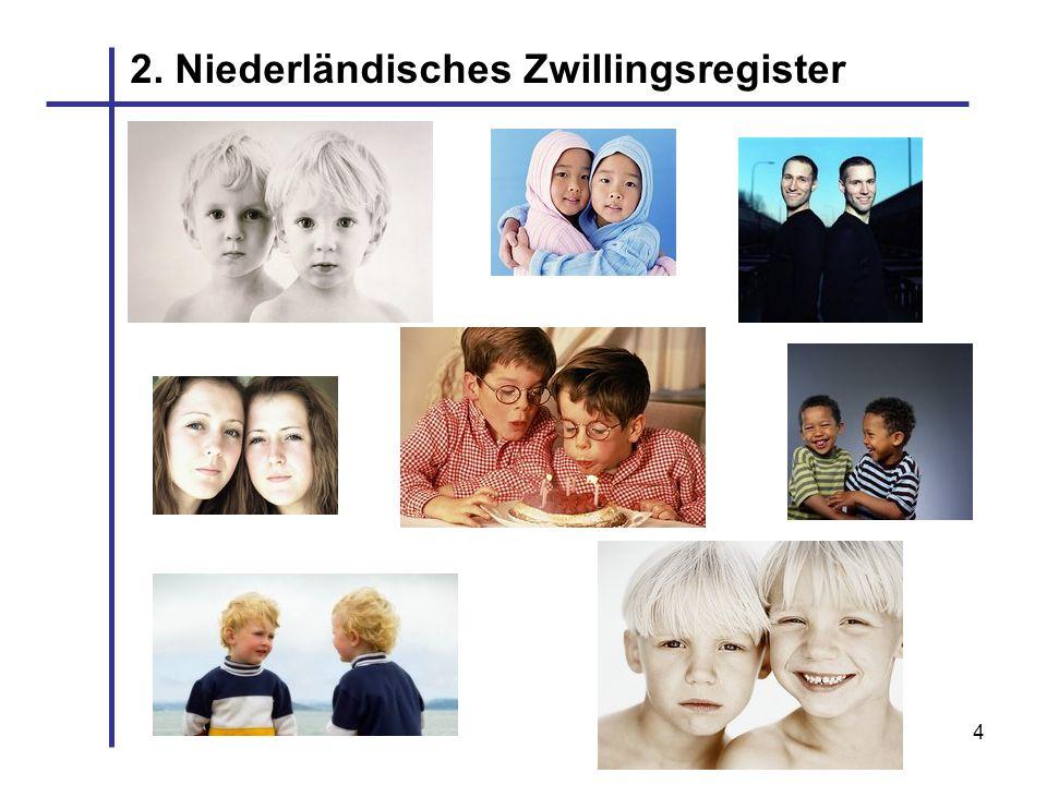 2. Niederländisches Zwillingsregister