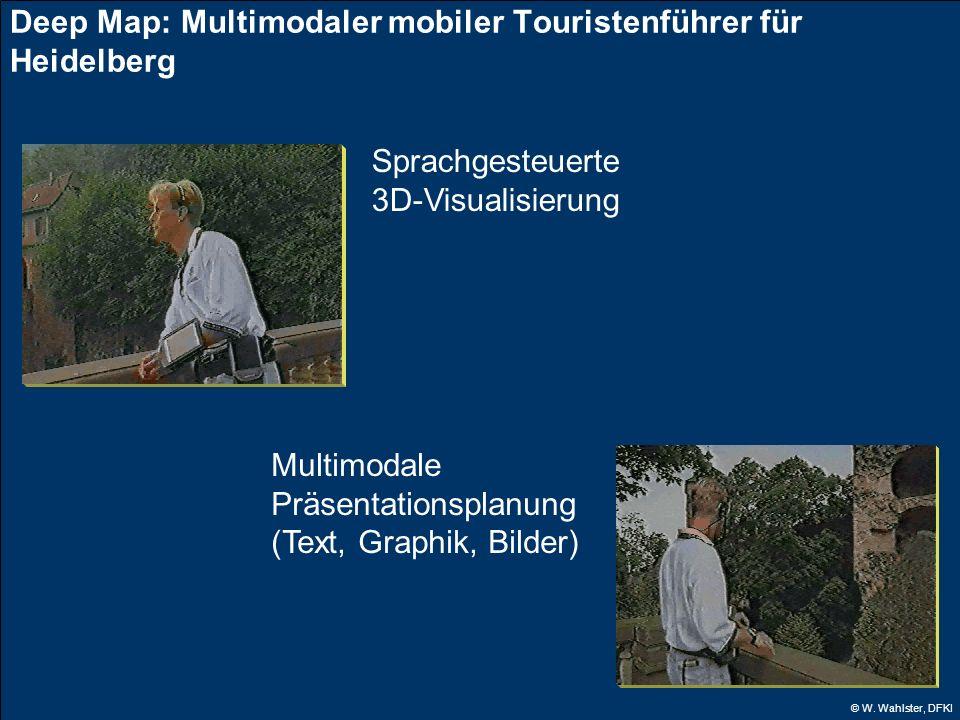 Deep Map: Multimodaler mobiler Touristenführer für Heidelberg