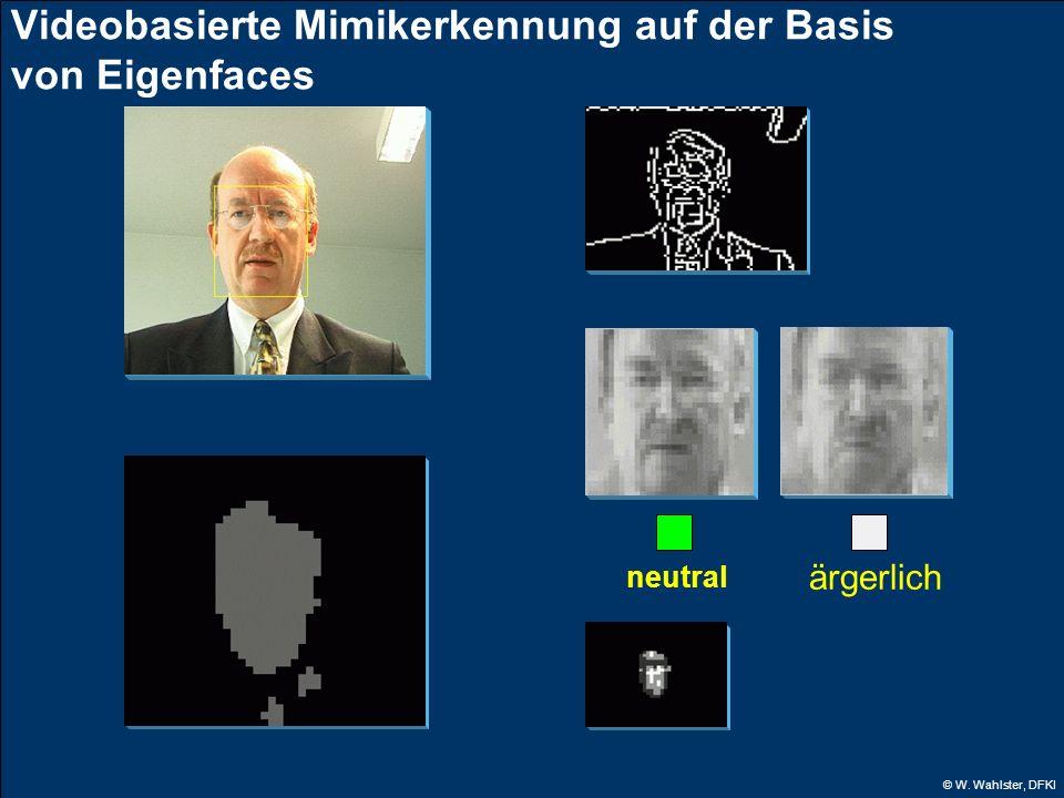 Videobasierte Mimikerkennung auf der Basis von Eigenfaces