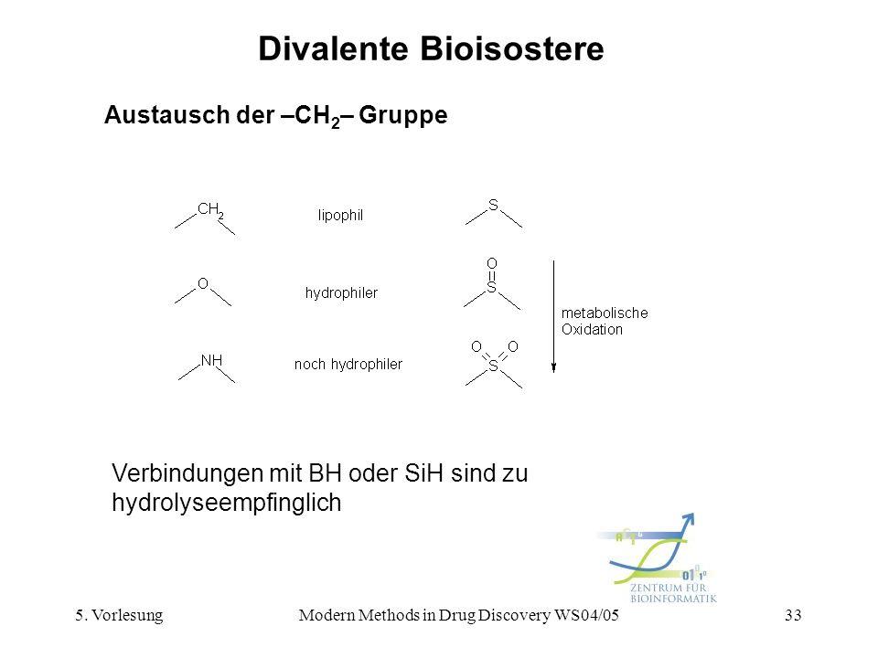 Divalente Bioisostere